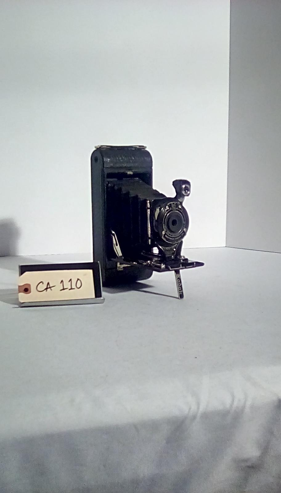 CA110, Eastman Kodak, hawkeye, #14, accordion fold, 1926-1934