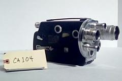 CA104, Cine-kodak, K series, 16MM,  movie camera