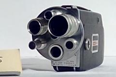 CA104, Cine-kodak, K series, 16MM,  movie camera,  close up