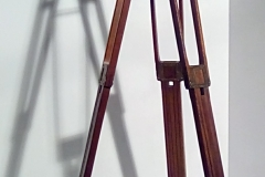 CA108, Eastman Kodak, Crown 1, wooden tri-pod, w/extendable legs