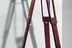 CA108, Eastman Kodak, Crown 1, wooden tri-pod, w/extendable legs