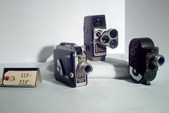 CA113-CA115  8MM Film cameras