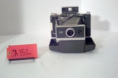 CA152 Polariod Land camera, automatic 340, w/hard shell case (some instruction to close bellows in case), working flash, filters, flash bulbs,flash release,  Black bag (hard shell, square)
