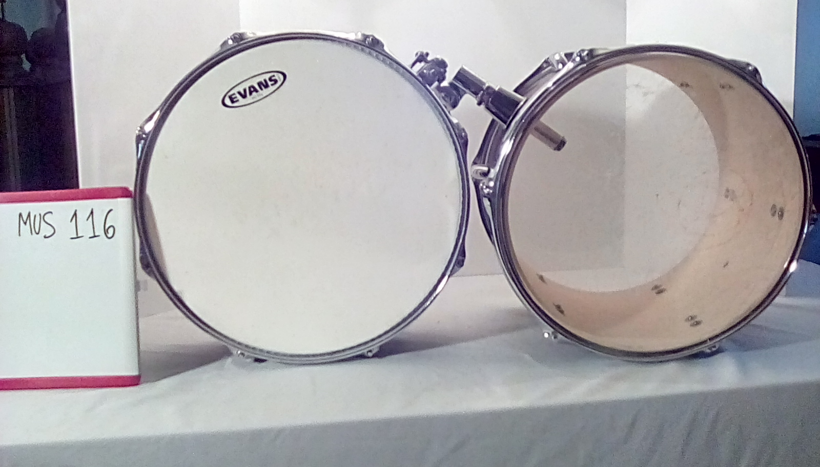 MUS116 snare drum (2 in stock)