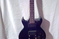MUS112 Ibanez electric guitar GAX70